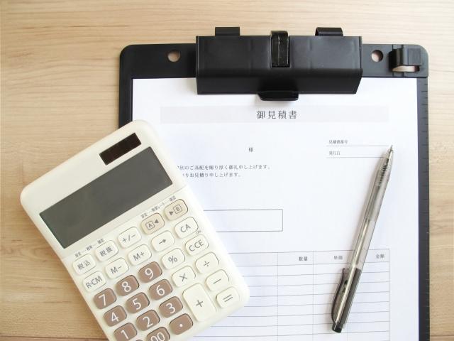 見積書の内容を詳しく理解することが担当者の役割