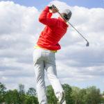 石川 遼のゴルフ中継と携帯メール
