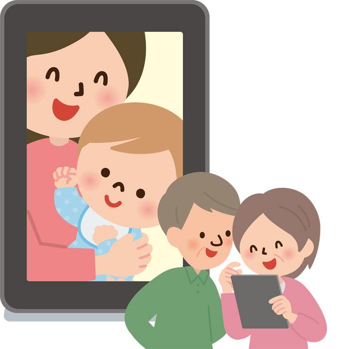 家族・ファミリーをキーワードにタブレット販促が広まる