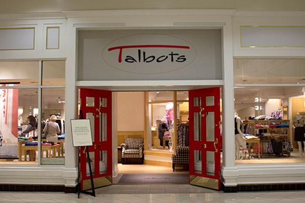 Talbotsの携帯販促はすごく考えられています