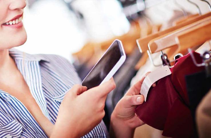 NFCでソーシャルメディア上に情報が配信