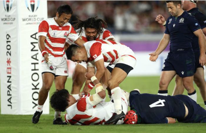 ラグビーワールドカップ日本大会は大成功!海外も高評価